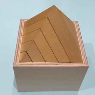 ネフ(Neaf)のdaiamant(ダイアモンド) naef社 積み木(積み木/ブロック)