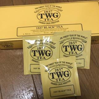 TWG紅茶 3袋(茶)