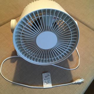 ムジルシリョウヒン(MUJI (無印良品))の無印良品 サーキュレーター 扇風機(扇風機)