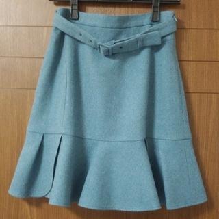 Apuweiser-riche - アプ♡マーメイドスカート マーメードスカート 日本製 秋冬物