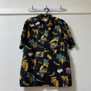 ウィゴー(WEGO)のBROWNY VINTAGE アロハシャツ(シャツ/ブラウス(半袖/袖なし))