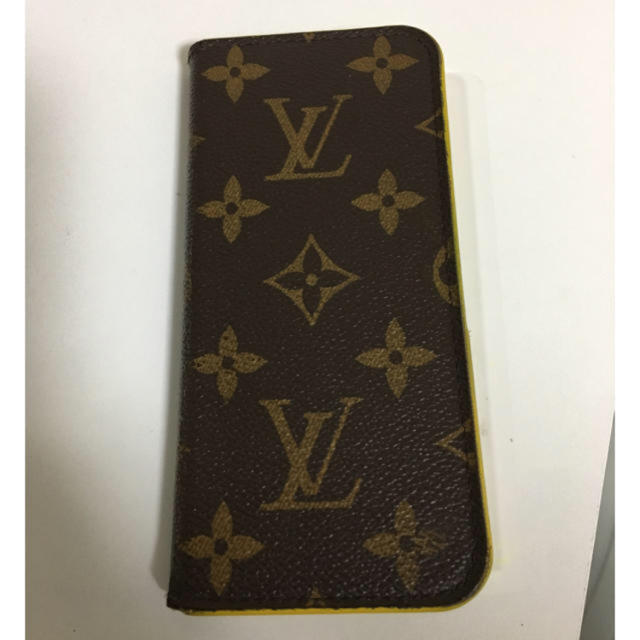 iphone 8 ケース カード 、 LOUIS VUITTON - iPhone7ケース の通販