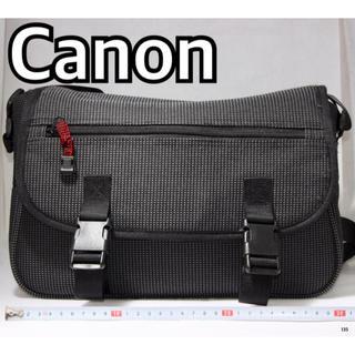 キヤノン(Canon)の【J17号様専用】✨Canon カメラバッグ✨持ち運びに最適なサイズ♪(ケース/バッグ)