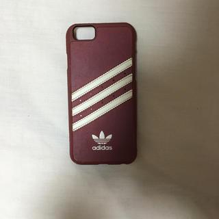 アディダス(adidas)のadidas iPhone6s用のケース(iPhoneケース)