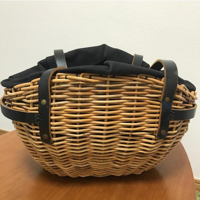 お値下げ⭐︎エバゴス かごバッグ ⭐︎籠のみ レディースのバッグ(かごバッグ/ストローバッグ)の商品写真