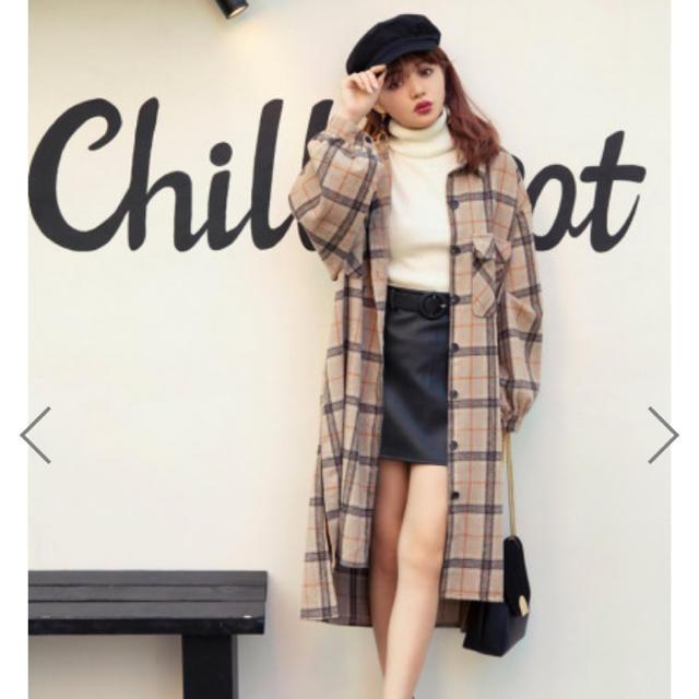GRL(グレイル)のレザースカート レディースのスカート(ミニスカート)の商品写真