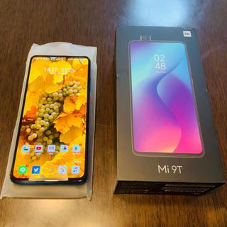 Xiaomi Mi9T 128GB(スマートフォン本体)