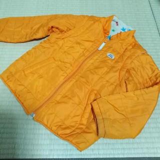 ミキハウス(mikihouse)のミキハウス リバーシブルジャンパー 120サイズ(ジャケット/上着)