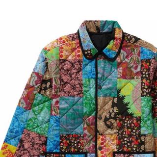 シュプリーム(Supreme)の【完売品】Reversible Patchwork Jacket L(ブルゾン)