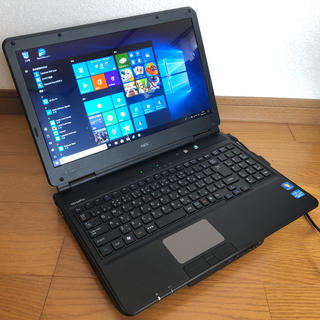 NEC - 美品 高速Core i3搭載 NECノートパソコン Windows10