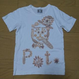 キューポット(Q-pot.)のQ-pot パンのTシャツ(Tシャツ(半袖/袖なし))