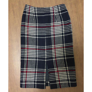 STYLE DELI - スタイルデリ    チェック膝丈スカート