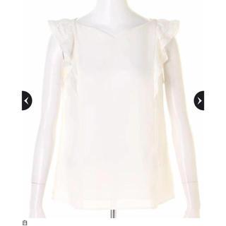 リランドチュール(Rirandture)のハートカットブラウス(シャツ/ブラウス(半袖/袖なし))