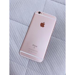 iPhone - iPhone6S 128GB ローズゴールド UQモバイル
