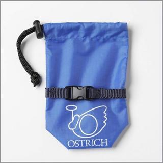 OSTRICH - 輪行袋型ポーチ オーストリッチ バイシクルクラブ7月号付録