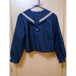 KANKO 冬服 制服 セーラー服 紺色 170A 大きいサイズ