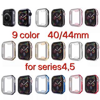 Apple Watch series4/5 360°保護ケース【40/44mm】(腕時計(デジタル))