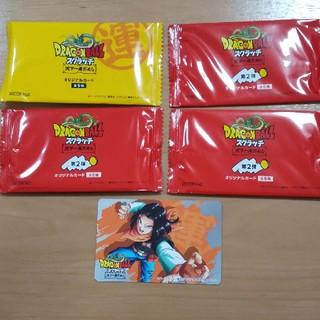 Dragon Ball Z Scratch Battle Gum 22