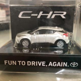 トヨタ - 非売品トヨタC-HRミニカー