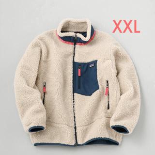 patagonia - patagonia レトロX キッズ XXL