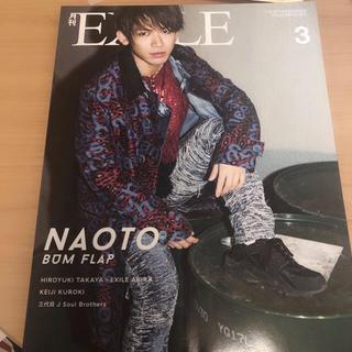 エグザイル トライブ(EXILE TRIBE)の月刊 EXILE 2015年 03月号 (音楽/芸能)