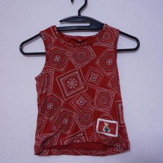 ピンクハウス(PINK HOUSE)のピンクハウス 赤 タンクトップ 【送料込み】(Tシャツ/カットソー)