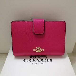 COACH - COACH(コーチ)の二つ折り財布   53436