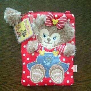 Disney - 【日本未発売・上海ディズニー】シェリーメイ ポシェット バッグ ポーチ
