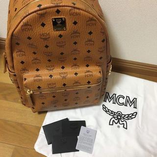 MCM - MCM〈 バックパック/リュック