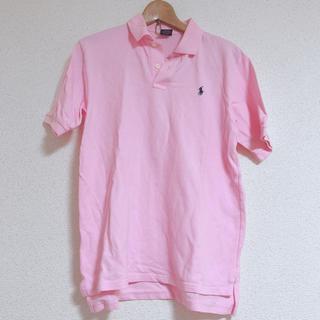 POLO RALPH LAUREN - ポロシャツ ピンク