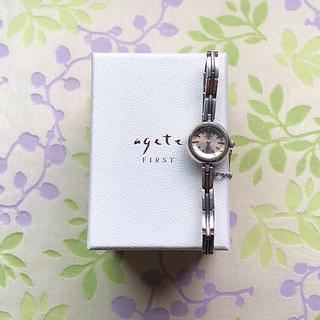 アガット(agete)のagete    ⑫   腕時計・稼動品✨(腕時計)
