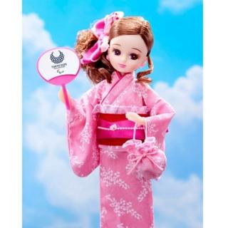 Takara Tomy - リカちゃん人形 東京2020オリンピックエンブレム