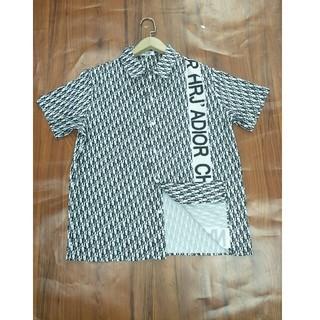 ディオール(Dior)のDiorデイオールシャツ 半袖 メンズ(シャツ)