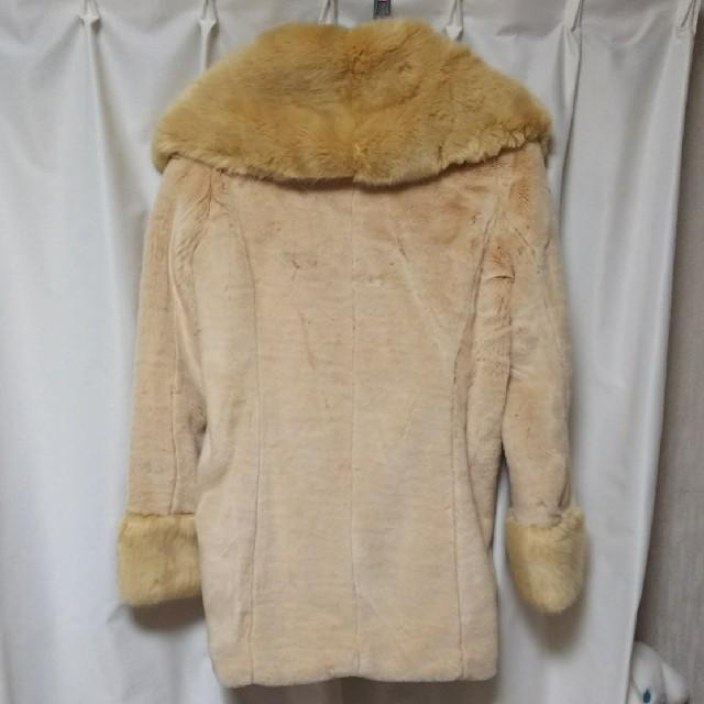 LIP SERVICE(リップサービス)のフェイクファーコート♥LIP SERVICE レディースのジャケット/アウター(毛皮/ファーコート)の商品写真