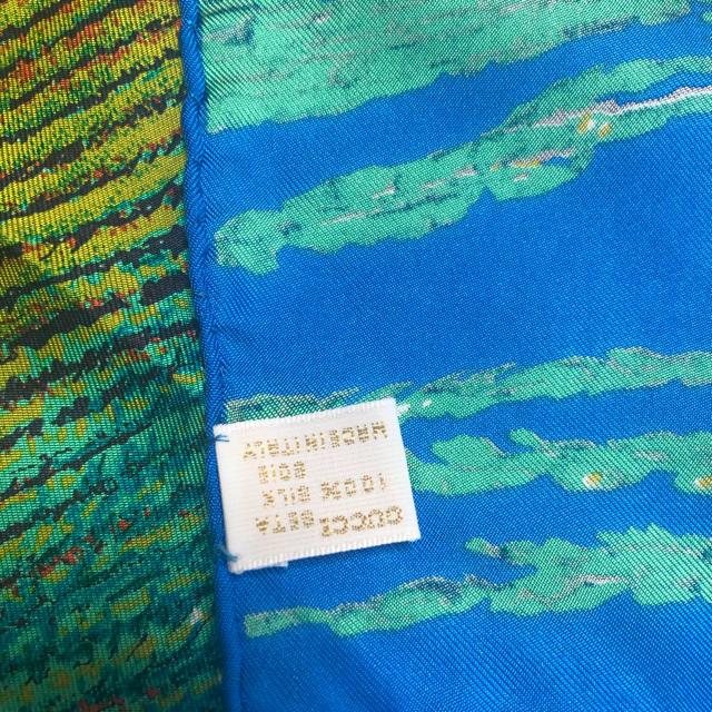 Gucci(グッチ)のGUCCI スカーフ レディースのレディース その他(その他)の商品写真