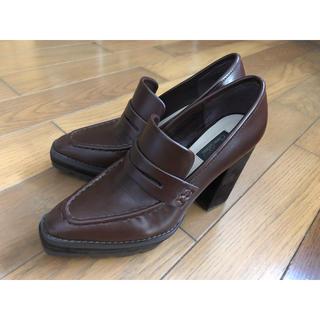 ココディール(COCO DEAL)のローファーヒールパンプス .。.:*☆(ローファー/革靴)