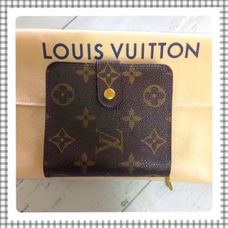 LOUIS VUITTON - LOUISVUITTON❁コンパクトジップ★美品✨