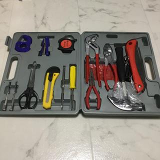 お手軽工具セット(工具/メンテナンス)