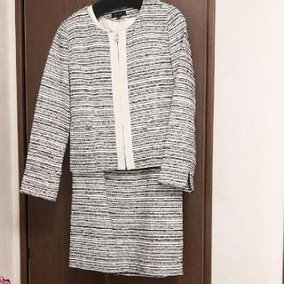 ニジュウサンク(23区)のワンピースジャケットセット(セット/コーデ)