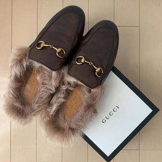 Gucci - 価格142560円 GUCCI プリンスタウン 37。