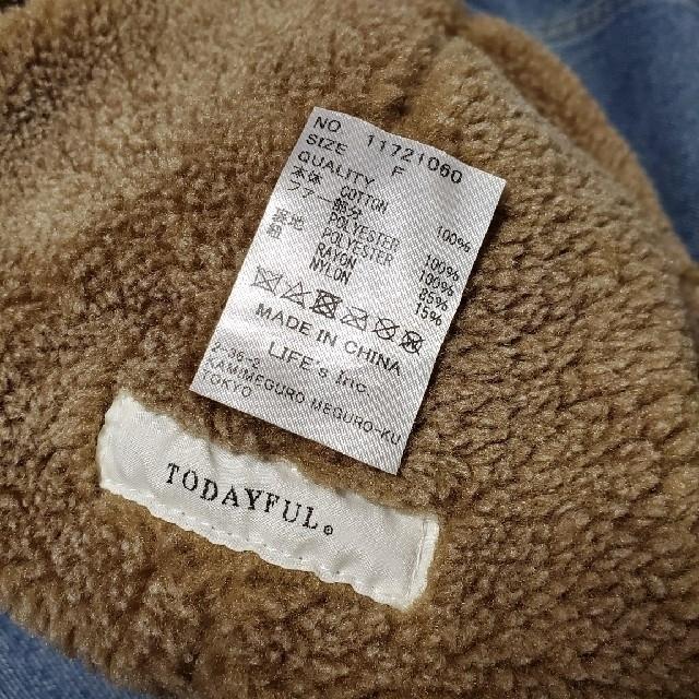 TODAYFUL(トゥデイフル)のTODAYFUL☆フライトキャップ レディースの帽子(キャップ)の商品写真