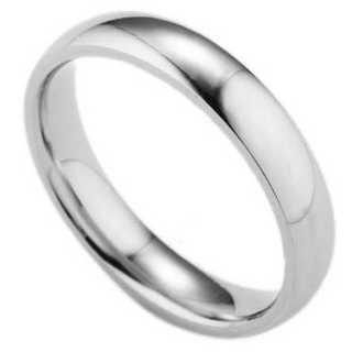 シンプルなファッションリング(シルバー)(リング(指輪))