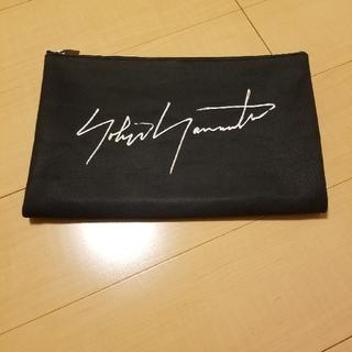 ヨウジヤマモト(Yohji Yamamoto)のヨウジヤマモト マタタビ クラッチバッグ クラッチ ヨウジ ギャルソン(セカンドバッグ/クラッチバッグ)