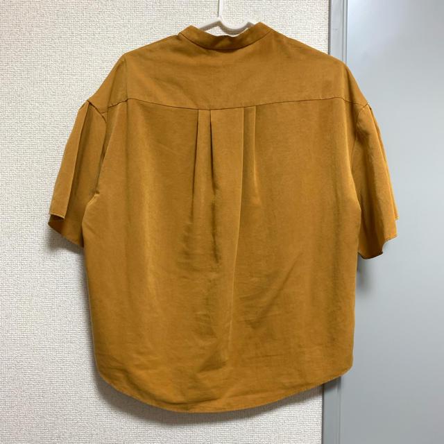 BEAUTY&YOUTH UNITED ARROWS(ビューティアンドユースユナイテッドアローズ)のビューティアンドユース ブラウス レディースのトップス(シャツ/ブラウス(半袖/袖なし))の商品写真