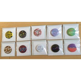 シャイニー(SHINee)のSHINee TAEMIN テミン XTM グッズ 缶バッジ 缶バッチ 10種(アイドルグッズ)