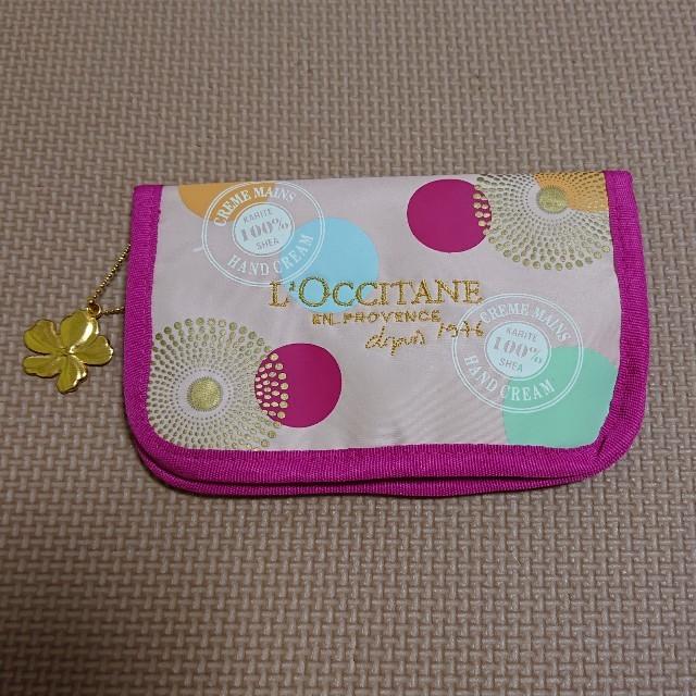 L'OCCITANE(ロクシタン)のロクシタン☆万能ポーチ レディースのファッション小物(ポーチ)の商品写真