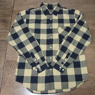 メンズ長袖シャツ(シャツ)