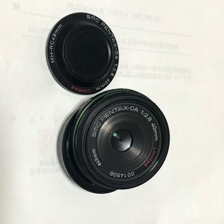 ペンタックス(PENTAX)の良品 SMC PENTAX DA 40mm F2.8 (レンズ(単焦点))