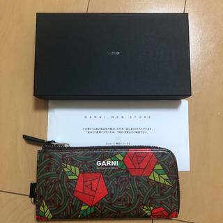 GARNI - 新品 ガルニ GARNI 長財布