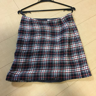 エヌナチュラルビューティーベーシック(N.Natural beauty basic)のサマーツイードスカート ナチュラルビューティベーシック(ミニスカート)